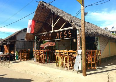 Polska Restauracja Loock Ness na Madagaskarze