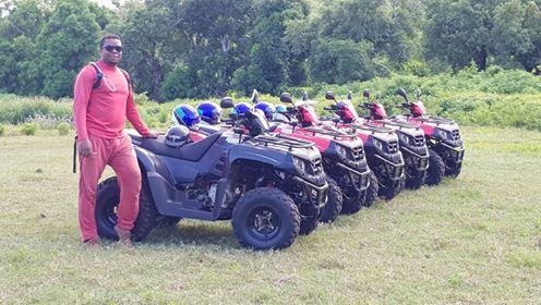 Zwiedzanie Nosy Be na Quadach ATV