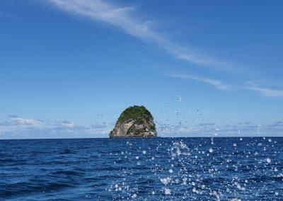 Wyspa Nosy Iranja