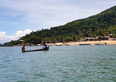 Wycieczka na wyspę Nosy Komba